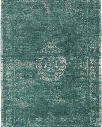 vloerkleed Louis De Poortere CS 8258 Fading World Medaillon Jade
