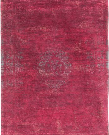 vloerkleed Louis De Poortere CS 8260 Fading World Medaillon Scarlet