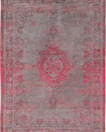 vloerkleed Louis De Poortere CS 8261 Fading World Medaillon Pink Flash