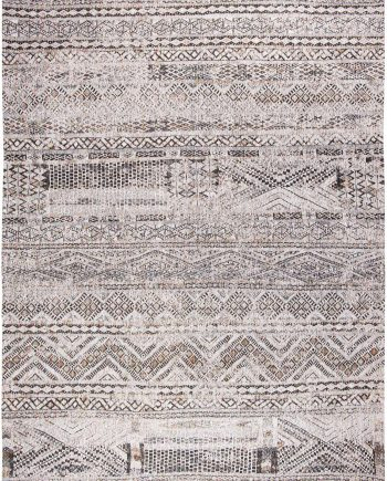Louis De Poortere vloerkleed CS 9114 Antiquarian Kilim Medina White