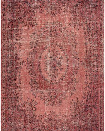Louis De Poortere vloerkleed CS 9141 Palazzo Da Mosta Borgia Red