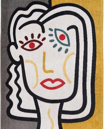 Louis De Poortere vloerkleed CS 9143 Gallery Dora Dorado
