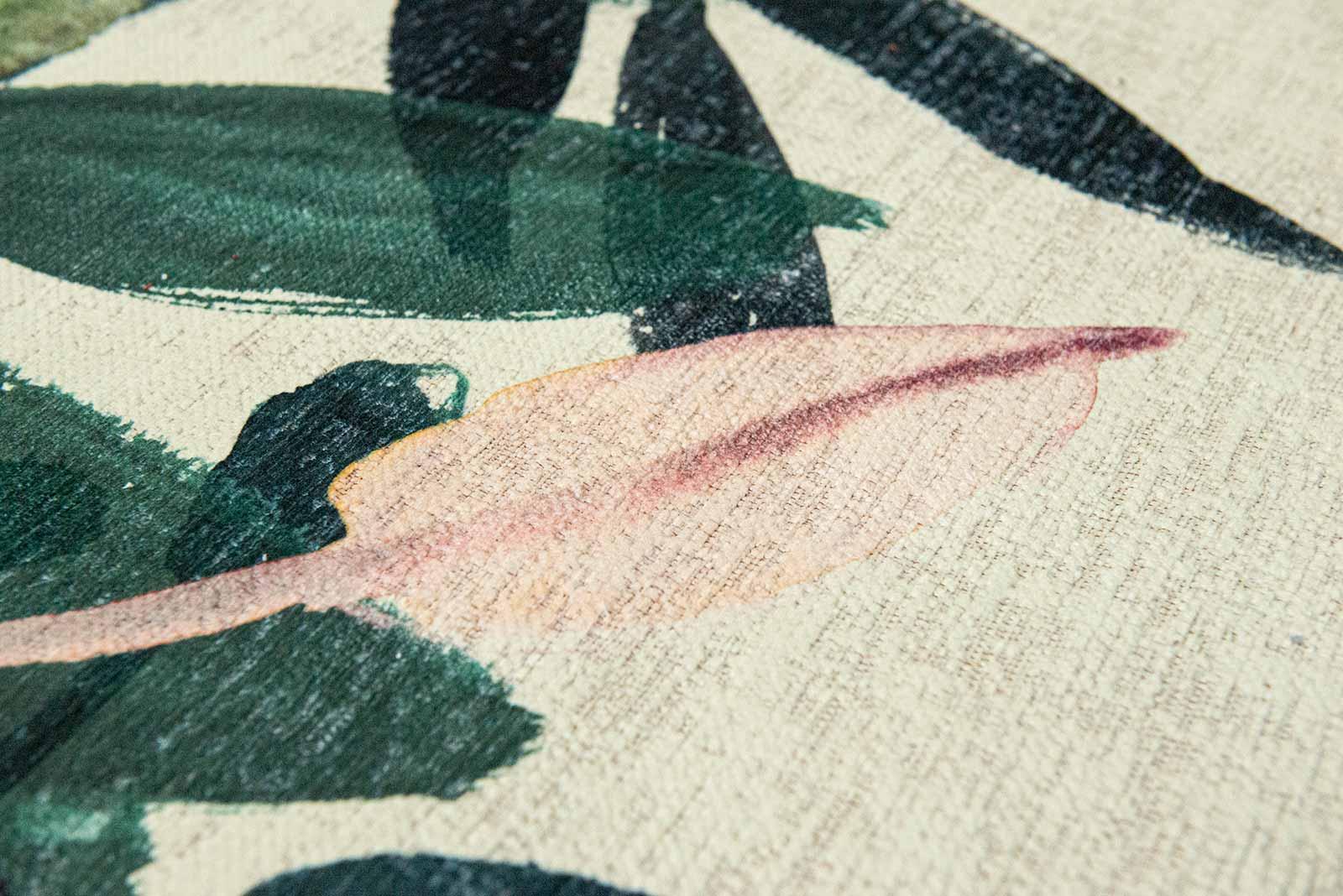 Louis De Poortere vloerkleed Fischbacher 8446 Estival Caliente zoom 1
