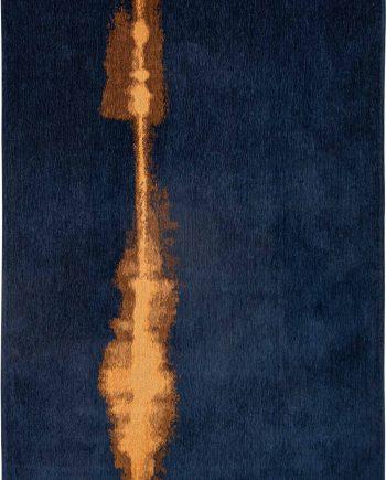 Louis De Poortere vloerkleed Fischbacher 9056 Linares Navy
