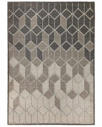 Andessi Vloerkleden Kinsley Dartmouth Grey Cream 1